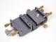 AU117-MORE BLUE小型双眼組用 目幅調節装置 クリックポスト送料全国一律200円