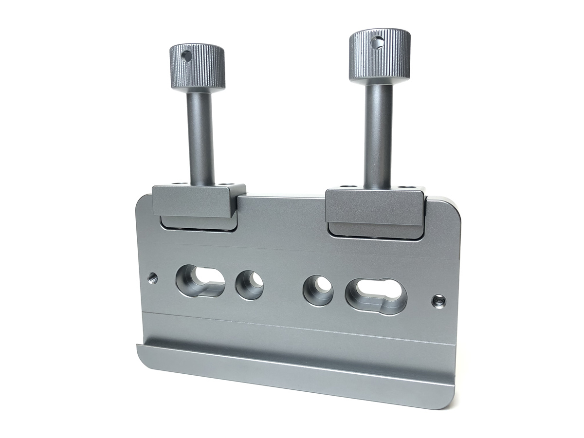 AU115-新型軽量化LOSMANDY規格 ダブルロックアリミゾ ゆうパック全国送料無料