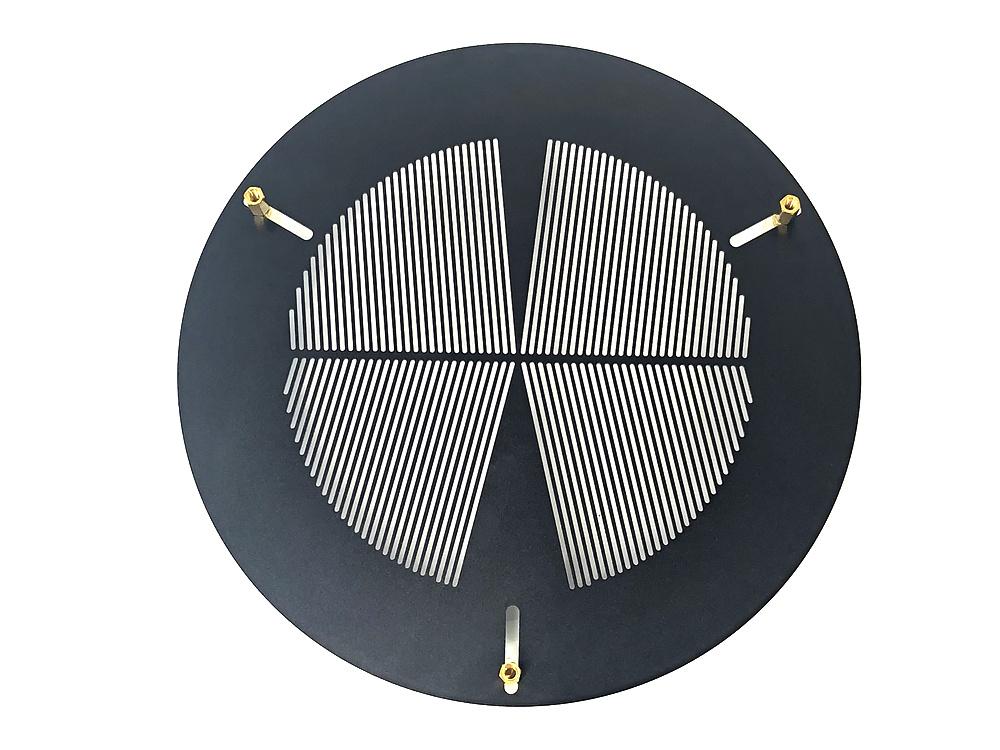 TP203-新型精密ダブルライン 直径120-150mm対応 アルミ合金製バーティノフマスク クリックポスト送料一律200円
