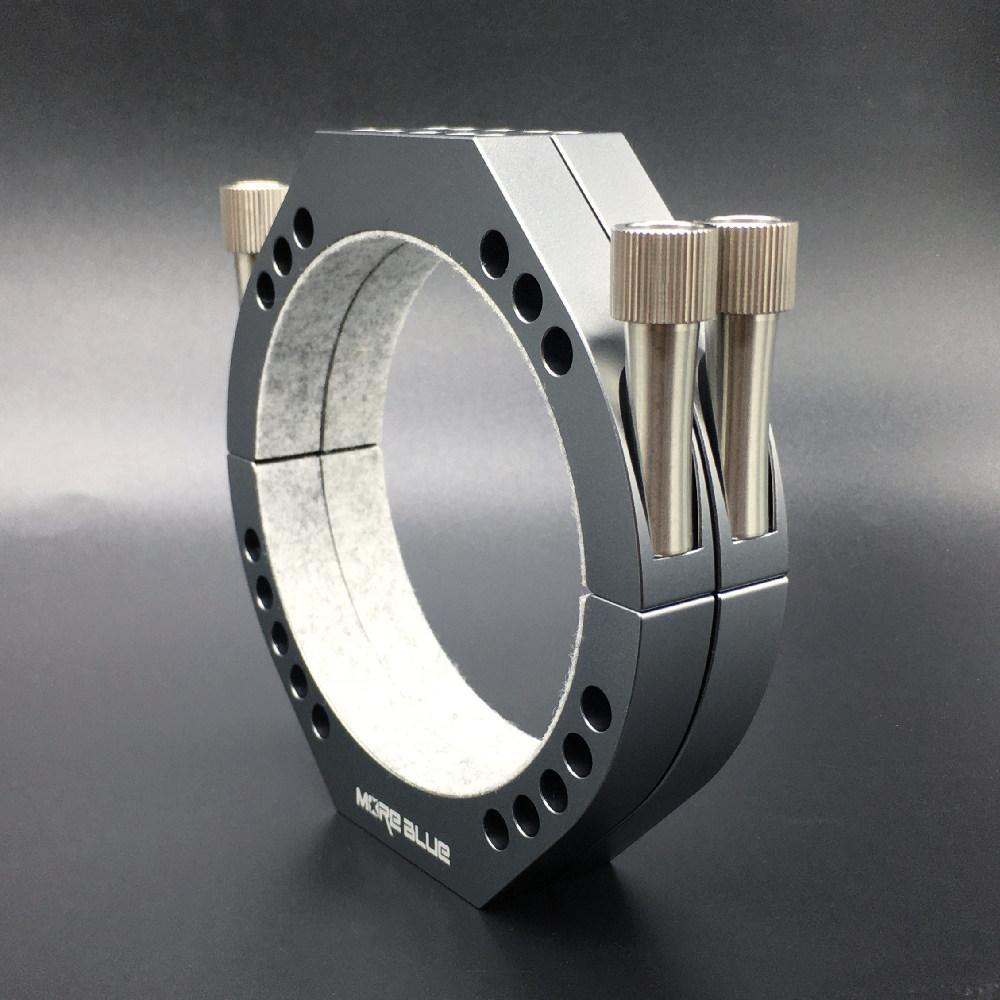 TB003-内径95mm 超軽量化設計鏡筒バンド タカハシSKY90/FC76/FS78など使用可能 クリックポスト送料一律200円