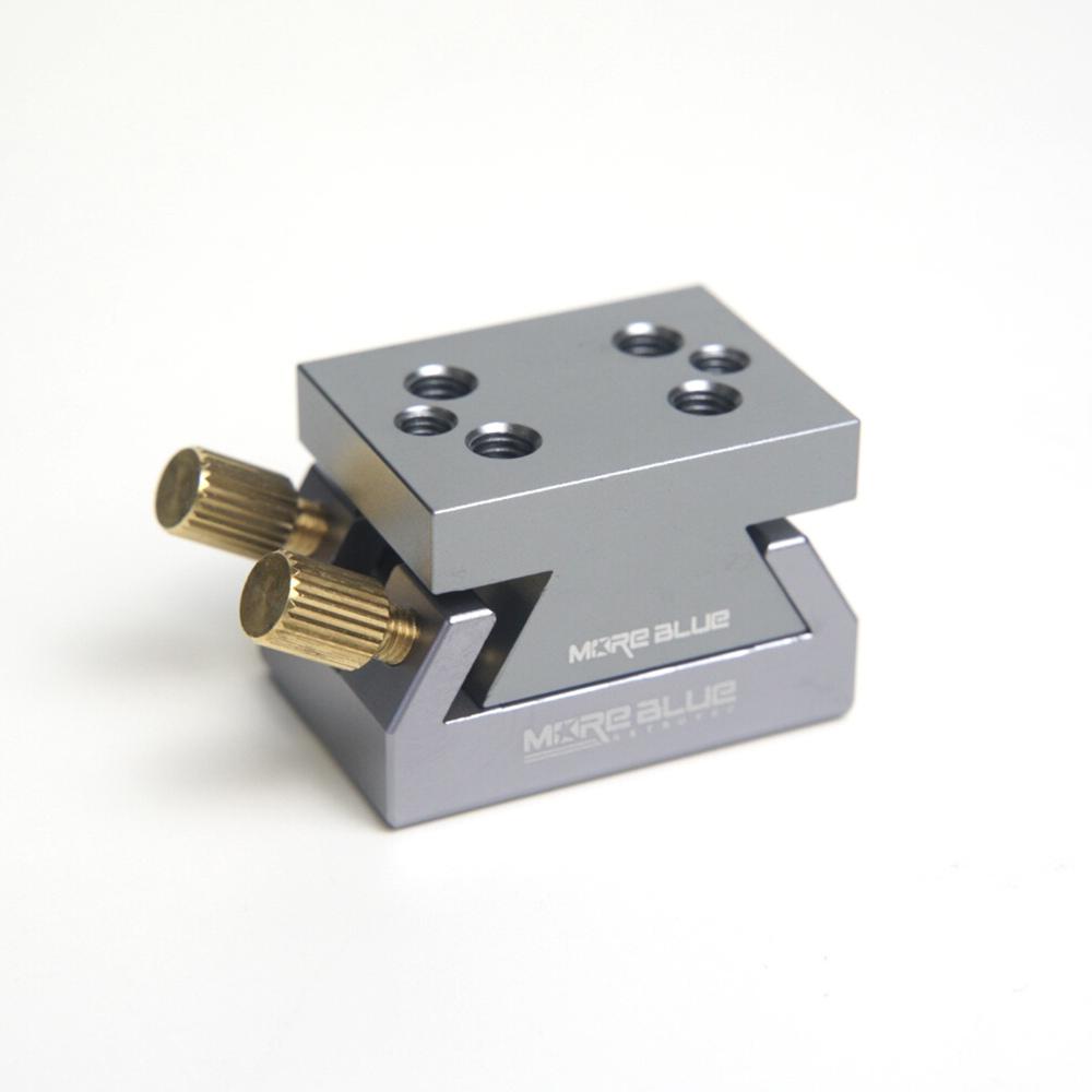 FG301-VIXEN規格ファインダー脚座(M5ネジ取付仕様 タカハシ鏡筒対応可能) クリックポスト送料一律200円