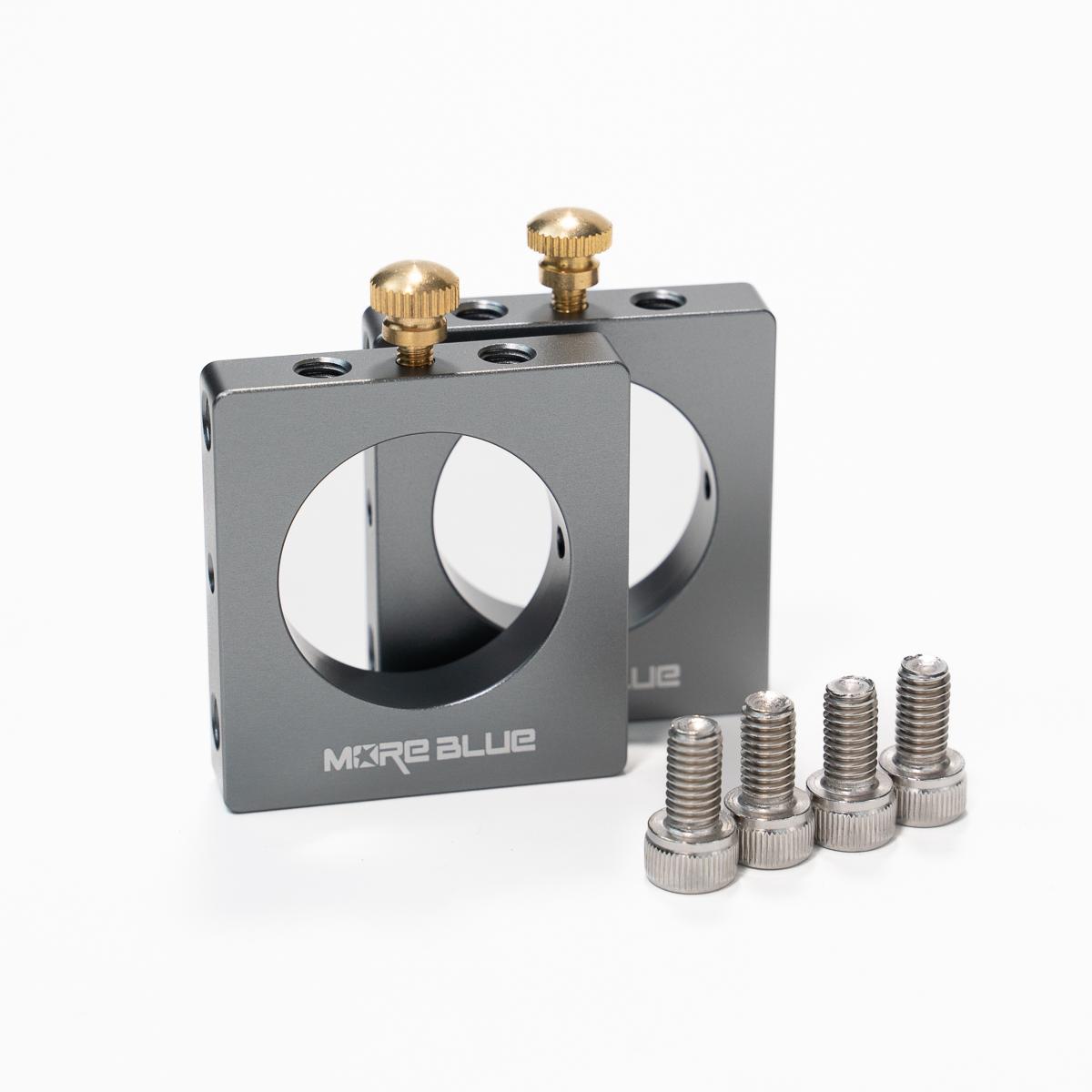 TB001-内径31.7mm 1.25インチ鏡筒バンド ガイドスコープバンド CCDバンド クリックポスト送料一律200円