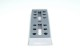 AU008-VIXEN規格120mm自在アリガタ 20mmピッチ穴開タイプ クリックポスト送料一律200円