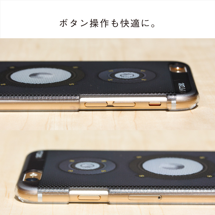 iPhoneケース 【 アンプ スピーカー 】 ハードクリアケース iPhone12,iPhone12mini,iPhone12Pro,iPhone12ProMAX,iPhoneSE2,SE第2世代,iPhone11,iPhone11Pro,iPhone11ProMAX,iPhoneXR,iPhoneXS,iPhoneX,iPhone8,iPhone7,iPhone8Plus,iPhone7Plus,iPhone6,iPhone6s
