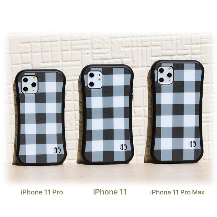 iPhoneケース 【 ギンガムチェック ブロックチェック 】 耐衝撃 バンパータイプ iPhone12,iPhone12mini,iPhone12Pro,iPhone12ProMAX,iPhoneSE2,SE第2世代,iPhone11,iPhone11Pro,iPhone11ProMAX,iPhoneXR,iPhoneXSMax,iPhoneXS,iPhoneX,iPhone8,iPhone7 ストラップホール付き