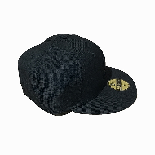 5950MARINES BLACK/BLACK