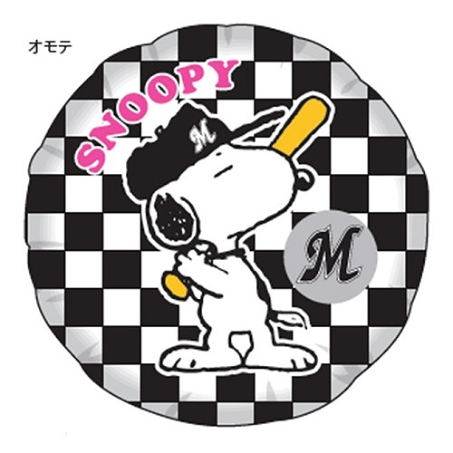 19SNOOPY*MARINES クッション