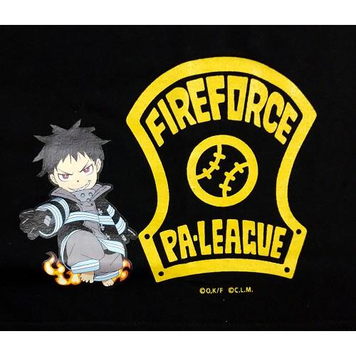 炎炎ノ消防隊×マリーンズ Tシャツ