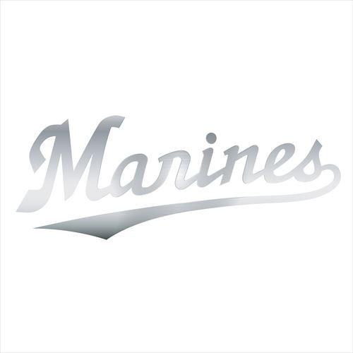 アルミステッカー Marines