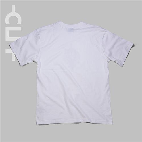 CLMロゴ 半袖Tシャツ ホワイト