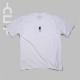 ウィンドウ 半袖Tシャツ ホワイト