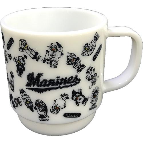 ホームタウンMAP 37キャラ エコマグカップ