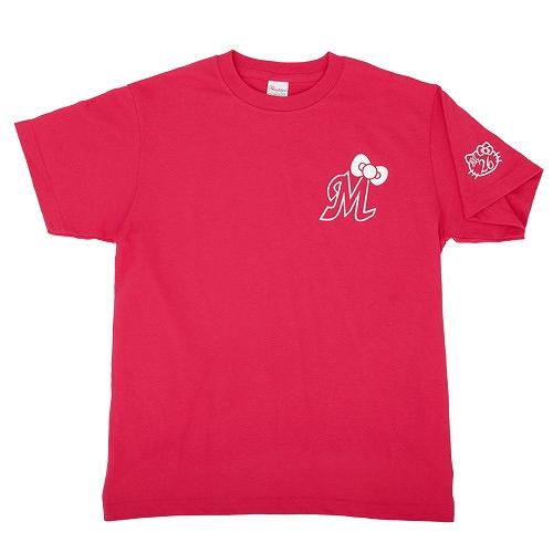 キティTシャツ ピンク(キッズ)