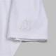 レトロポスター 半袖Tシャツ ホワイト