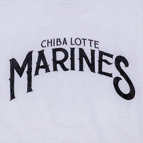 クラックロゴ 半袖Tシャツ ホワイト