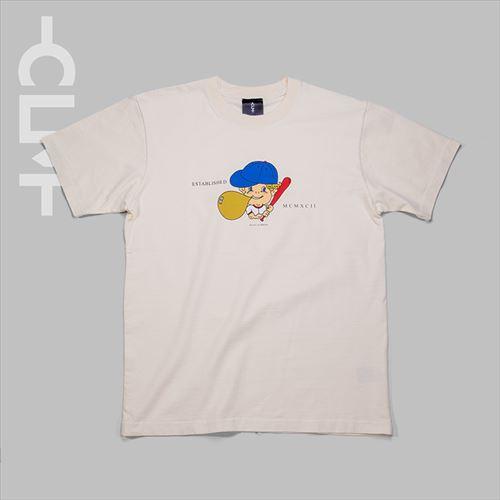 バブル坊や 半袖Tシャツ キナリ