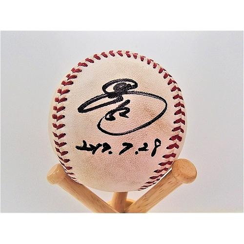 #52益田ヒーロー試合球メモラビリア 3勝目!<2019/7/28><br>※先着3名様に販売