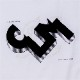 CLM立体ロゴ BIGTシャツ ホワイト
