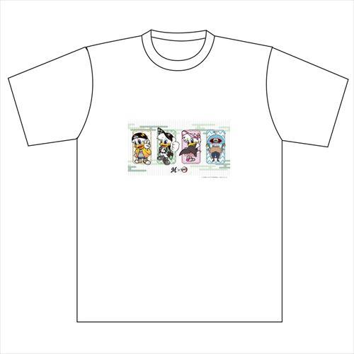 マリーンズ×鬼滅の刃 Tシャツ(マリーンズマスコット)