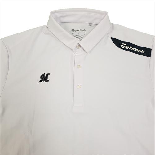 【数量限定予約販売】TaylorMade Golf×Marines 半袖ポロシャツ WH