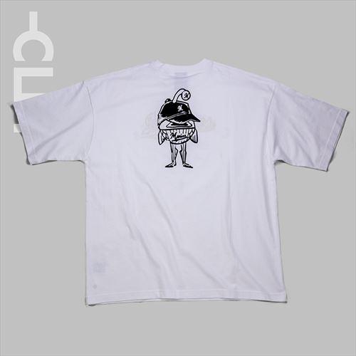 アーチロゴ BIGTシャツ ホワイト