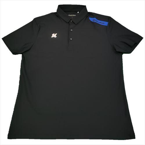 【数量限定予約販売】TaylorMade Golf×Marines 半袖ポロシャツ BK