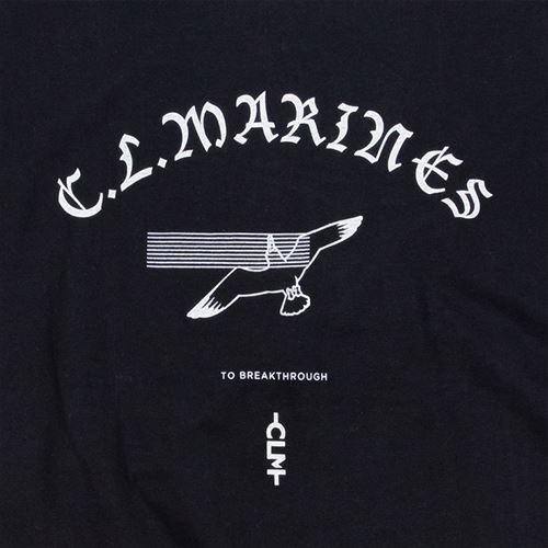 アーチロゴ BIGTシャツ ブラック