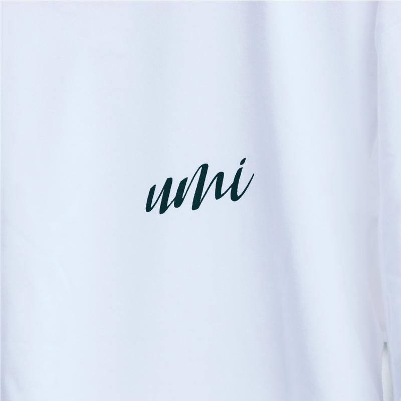 umi Basic TEE ホワイト