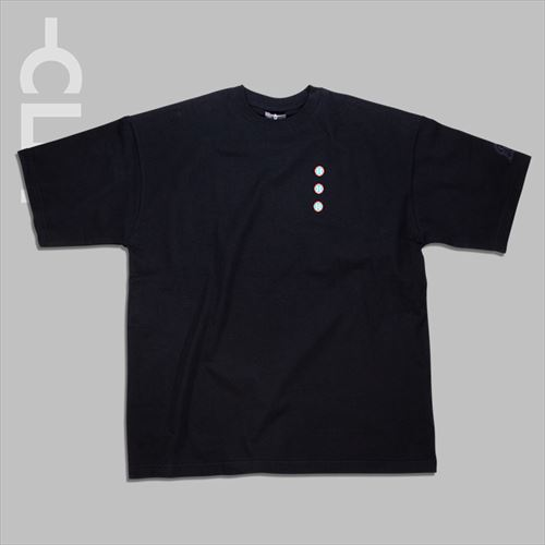 ゲーム BIGTシャツ ブラック