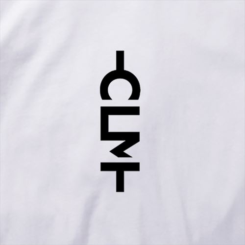 謎の魚×MARINEスタジアム 半袖TEE ホワイト(CLM21-018)