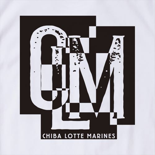 CLMアートPt 半袖Tシャツ ホワイト(CLM21-003)