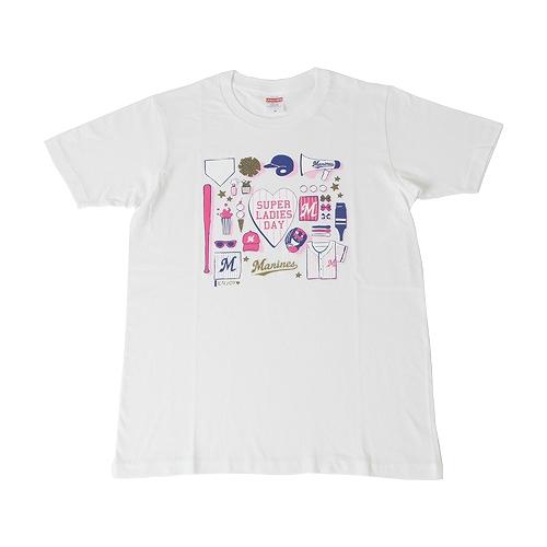 Tシャツ PHOTO ホワイト