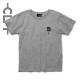 CLMアートPt 半袖Tシャツ 杢グレー(CLM21-003)