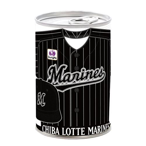 千葉ロッテマリーンズ応援米 2021年 ユニフォーム&マスコットバージョン 3缶セット
