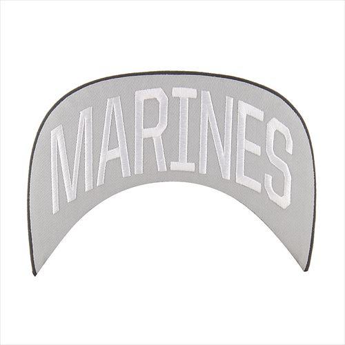 Marines バイザーバック '47 CAPTAIN ブラック