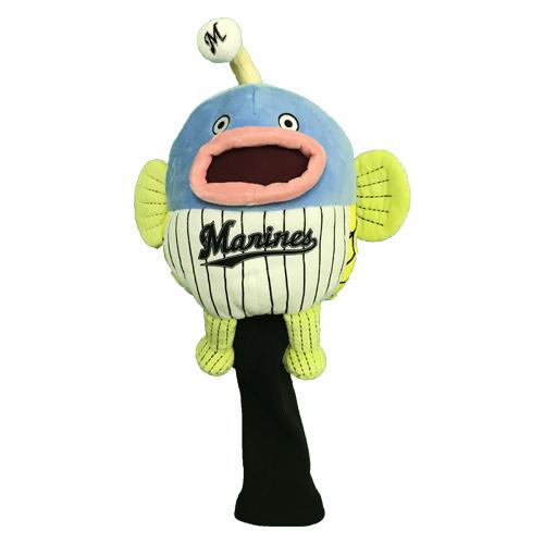【数量限定予約販売】ぬいぐるみヘッドカバー 謎の魚