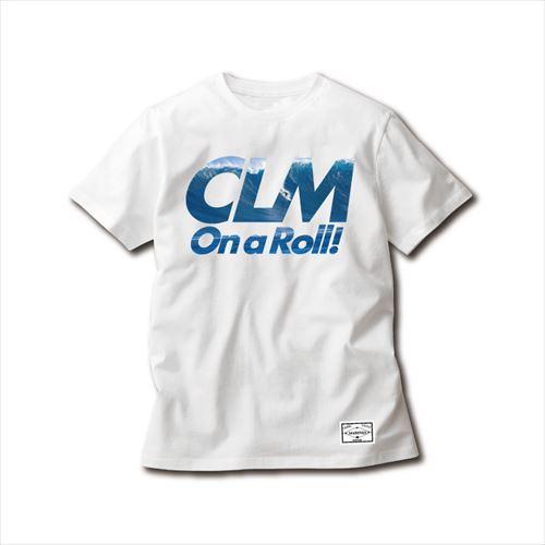 【受注販売】CLM On a Roll Tシャツ ホワイト