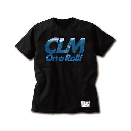 【受注販売】CLM On a Roll Tシャツ ブラック