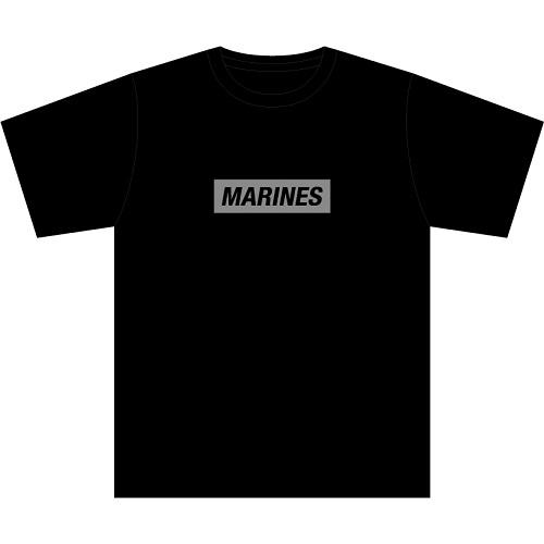 マリーンズBOX Tシャツ(ブラック)