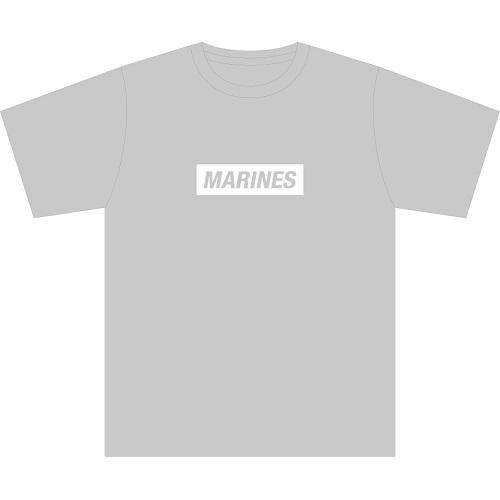 マリーンズBOX Tシャツ(グレー)