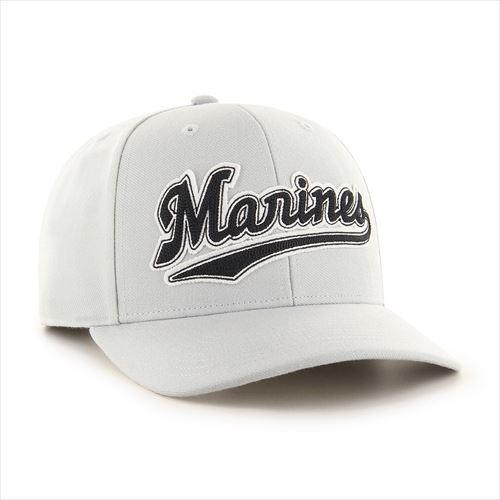 Marines チェーンスティッチ スクリプト  '47 MVP DP グレー