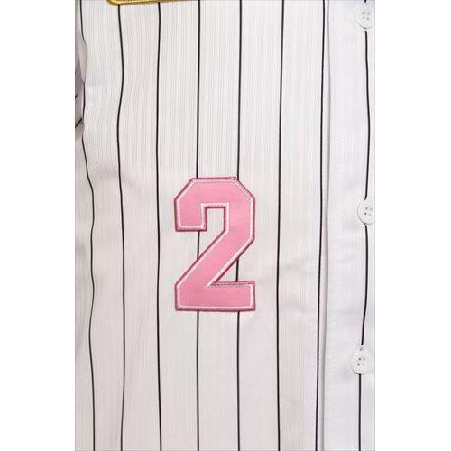 ※Lサイズ※【受注生産】<br>全選手対応レプリカユニホーム(ピンク)