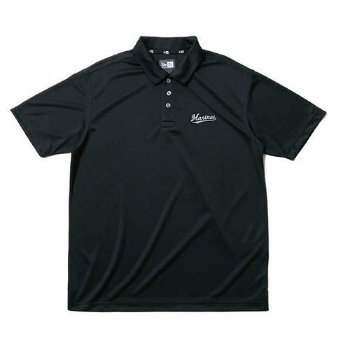 GOLF POLO CLOMAR BLACK