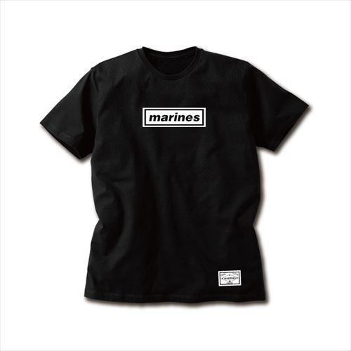 【受注販売】BOXロゴ Tシャツ ブラック