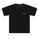 マリンウェーブTシャツ(ブラック)