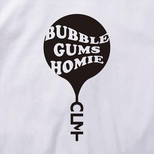 バブル坊や半袖TEE ホワイト(CLM21-009)
