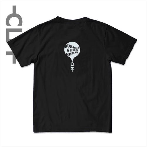 バブル坊や半袖TEE ブラック(CLM21-009)