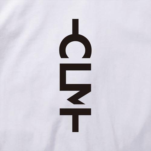 Coordinateデザイン半袖TEE ホワイト(CLM21-010)