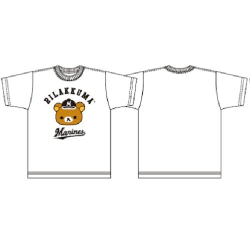 リラックマ Tシャツ ホワイト