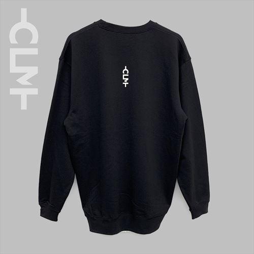 謎の魚キャラ SWEAT ブラック(MRT20-6508)